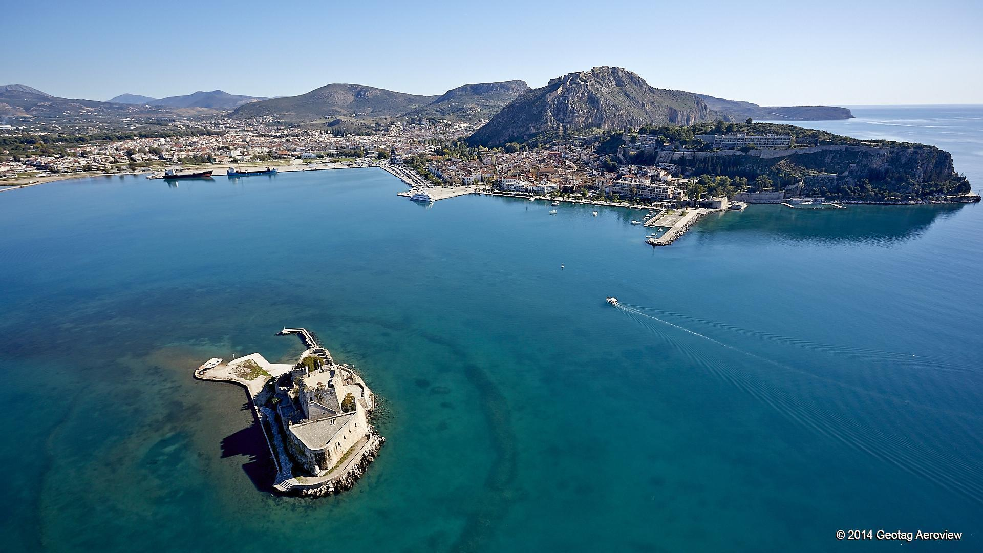 Nafplio! Lets meet there! - tripinVIEW Blog