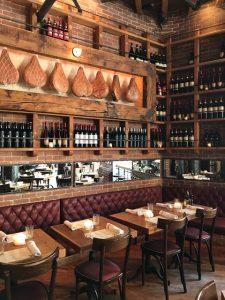 wine-bar-restaurant in Tribeca