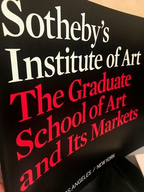 Sotheby's presentation of Art School at Ekali Club
