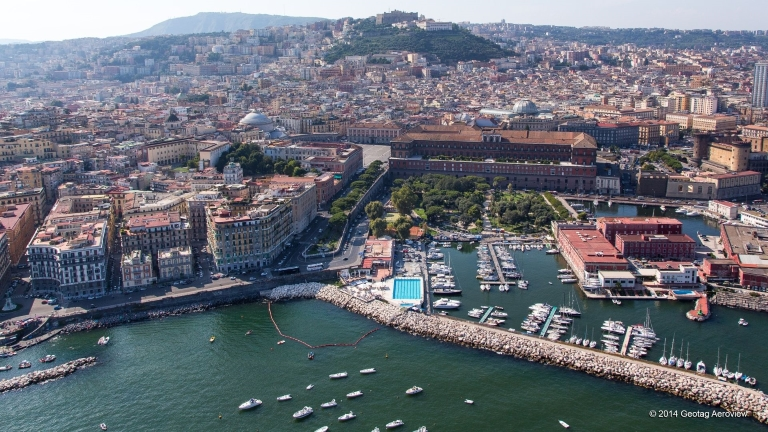 NAPOLI CAMPANIA ITALY. THE PLACE TO BE