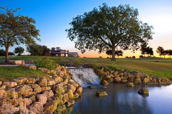 View of a part of Teravista Golf Courses near Austin TX 3